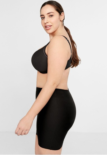 2904354ac3fd1 Shop Violeta by MANGO Plus Size High Waist Shapewear Leggings Online on ZALORA  Philippines