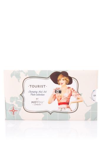 MoYou London n/a Tourist 07 Nail Decal MO734BE56MIDPH_1