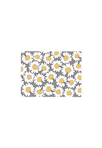 DILAS HOME Daisy PVC Doormat - Big 80x120cm CF8D0HL4BAF43FGS_1