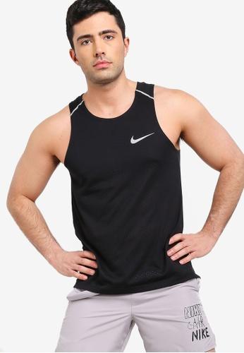 a653202c5e57c Buy Nike As Men s Nike Breathe Rise 365 Tank Top Online on ZALORA ...