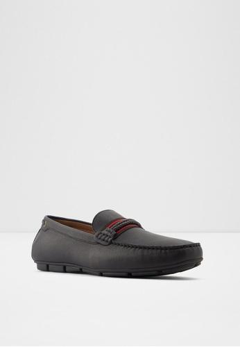 ALDO black Hoisien Loafers 3F365SH1EFE91EGS_1