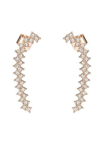 ALDO multi Barbaiana Pierced Earrings 3123AAC5DEB302GS_1