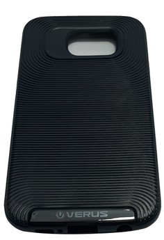 V-Series Shockproof Case for Samsung Galaxy S6 (Black)
