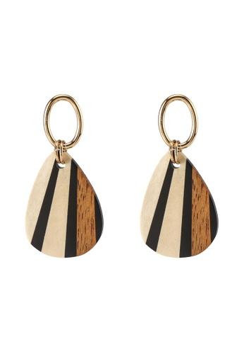 niko and ... multi Resin Earrings B205BACCEE38DFGS_1