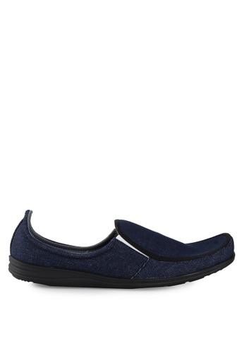 Dr. Kevin navy Loafers, Moccasins & Boat Shoes 13273 Navy Denim DR982SH0UO2CID_1