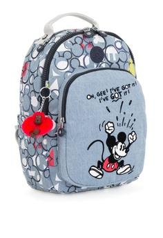 Kipling Kipling x Mickey D Seoul Go Backpack S  179.00. Sizes One Size 0bb6212ccdd10