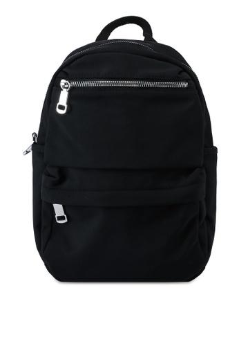 Keddo black Sabrina Backpack 64EE7ACF7FF36BGS_1