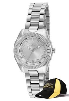 Ceramics Lady 35mm Case Titanium Ceramic Watch 15320 with FREE Baseball Cap