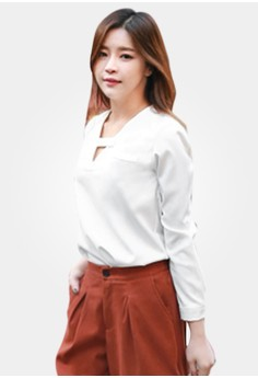 Bind Up Charming Top