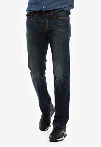 27e21ddebed1 Shop Levi's 505™ Mens Regular Fit Jeans Online on ZALORA Philippines