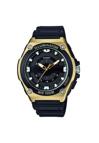 Casio black CASIO GENERAL MWC-100H-9AVDF UNISEX'S WATCH 31D80ACC75A7BBGS_1