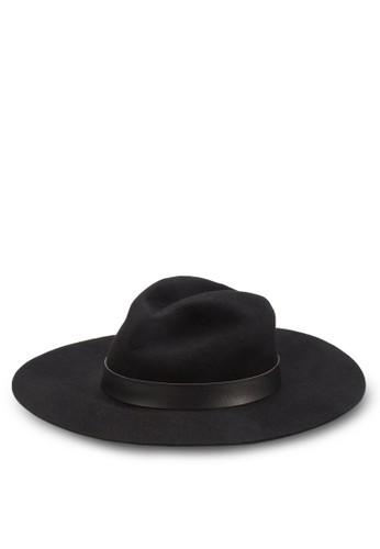 寬簷紳士圓頂帽, 飾品配件, zalora時尚購物網評價飾品配件