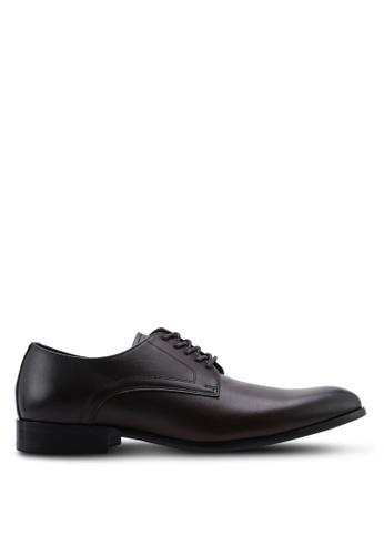 ALDO 褐色 Proven Derby Shoes 05069SH447D641GS_1