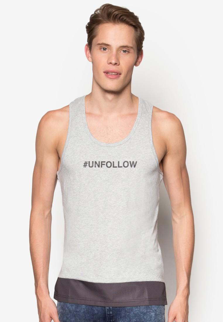 #Unfollow Mesh Tank