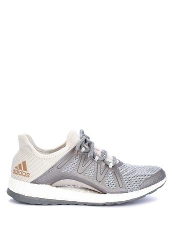 adidas grey adidas pureboost xpose 22F7ESH1CA7A39GS_1