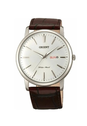 Orient brown Orient Men Classic ORFUG1R003W B7CD2AC83DB71FGS_1