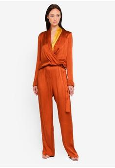 21d7583042 3thelabel Kendall Two Tone Jumpsuit S  187.90. Sizes S M L XL XXL
