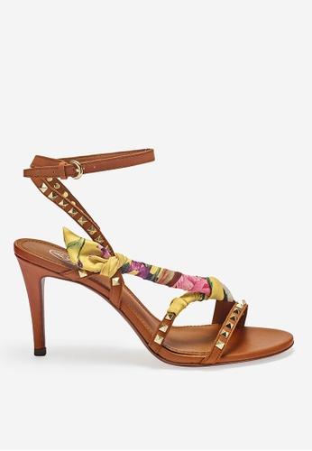 Ash 褐色 ASH Heidi  涼鞋 -棕色 FAFB1SH253D8D2GS_1