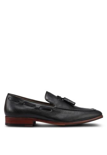 ALDO black Zoacien Loafers, Moccasins & Boat Shoes 9FB2FSHA00F32CGS_1
