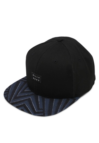 Billabong black Sundays Snapback BI783AC0SXHMMY_1