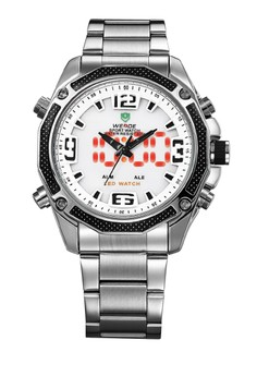 Analog LED Watch WH2306-2C