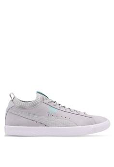 6d1493c7c3 Puma Select grey Puma X Diamond Clyde Sock Lo Sneakers 28AF4SHA97ADDBGS 1