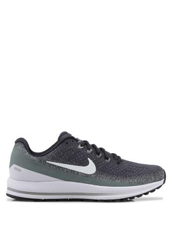 Nike grey Nike Air Zoom Vomero 13 Running Shoes B57E4SH28A972DGS_1