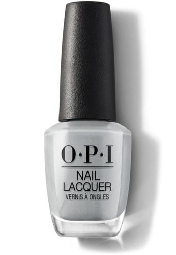 O.P.I grey NLF86 - NL - I Can Never Hut Up BEDB4BED16B820GS_1