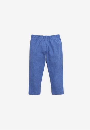 Gingersnaps blue Baby Girls Leggings 1079DKA14DFE0AGS_1