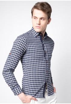 Checkered Long Sleeves Shirt