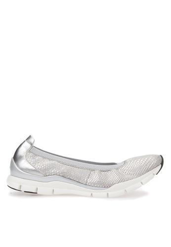 Geox silver D Sukie  Ballerina 1CB7BSHD8C5A9AGS_1