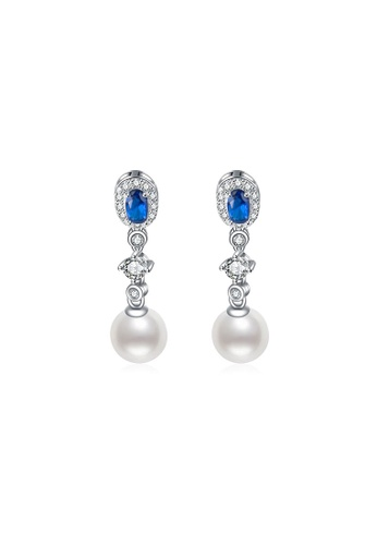 Pearly Lustre silver Pearly Lustre Elegant Freshwater Pearl Earrings WE00103 4798FAC123BA9AGS_1