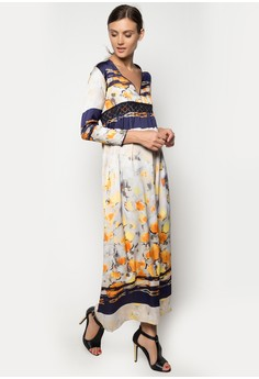 Love and Lemons Maxi Dress