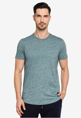 Abercrombie & Fitch blue Chase T-Shirt 59BDBAAB38FD35GS_1