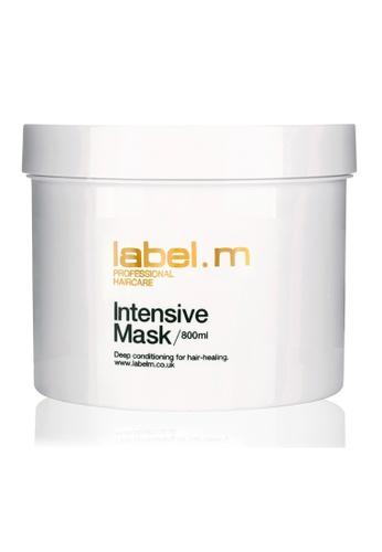 label.m white label.m Intensive Mask 800ml 603F9BE5954214GS_1