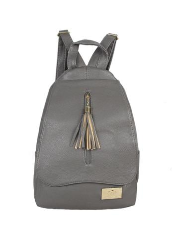 DNJ grey Fashion Backpack DN487AC87YFKPH_1