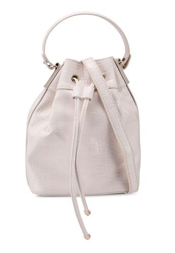 Rubi beige Bella Bucket Bag F4BA0AC92428AAGS_1