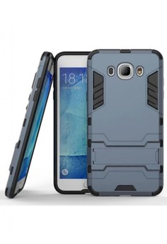 Hybrid Armor Defender Case with Stand for Samsung Galaxy J5 2016