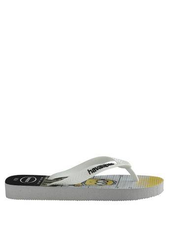 499f7ac02965 Shop Havaianas Minions 18 Flip Flops Online on ZALORA Philippines