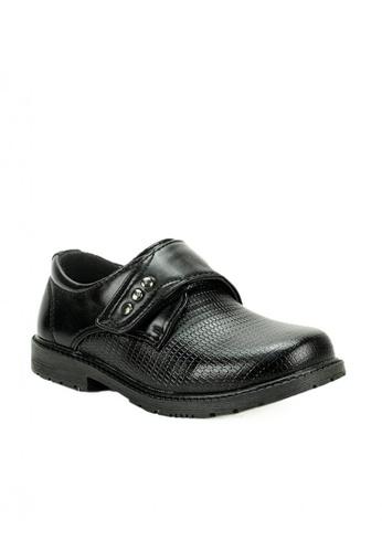 Mario D' boro Runway black CR 22435 Black School Shoes A8969KS2243337GS_1
