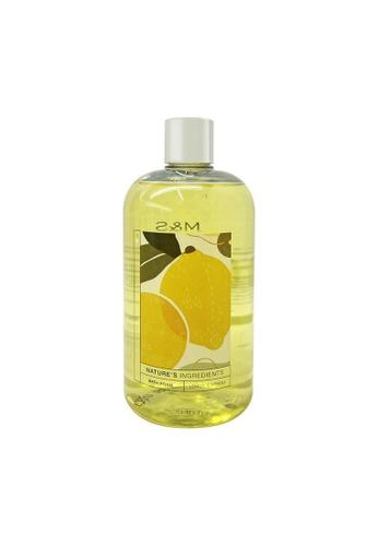 MARKS & SPENCER M&S Lemon & Neroli Bath Foam 500ml 0F628BE4CB2B51GS_1
