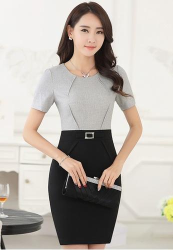 Buy Trendyshop OL Slim Dress |...