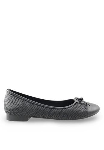 Footspot black FOOTSPOT - Casual Shoes FO296SH82KYNHK_1