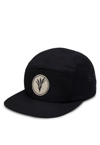 徽章文字鴨嘴帽, 飾品配件zalora 包包 ptt, 飾品配件