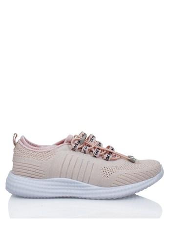 GOSH pink Bolzano-297 Slip On Sneakers CF4FASH997EF60GS 1 8557733d79