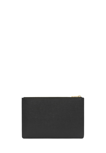 BONIA black Black Bailey Mini iPad Pouch A9675AC246E41AGS_1