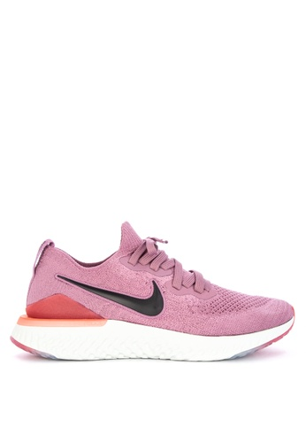 6e8aa9acf57 Shop Nike W Nike Epic React Flyknit 2 Shoes Online on ZALORA Philippines