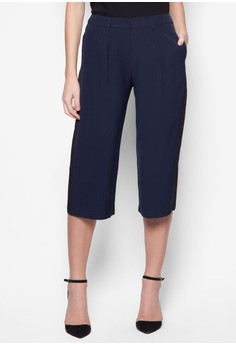 Collection Three Quarter Tailored Culottes