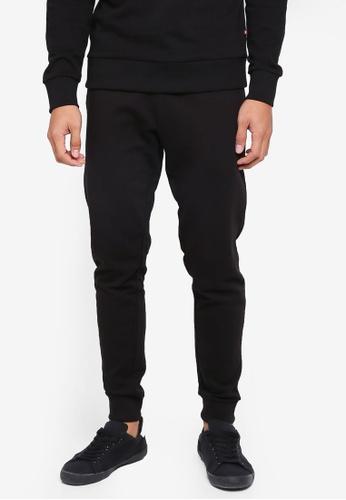Jack & Jones black Comfort Fit Sweat Pants C6328AA15F0CDAGS_1