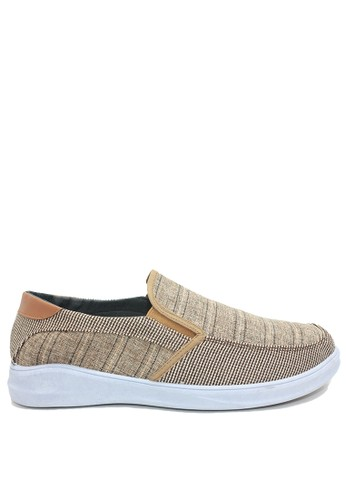 Dr. Kevin brown Dr. Kevin Men Casual Slip On 13368 - Coffee 4450FSH1A3698EGS_1